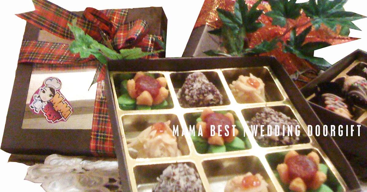 Mama Best Food Industries Wedding Doorgift