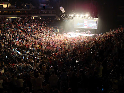 repeat 2008 rnc ron paul throw convention attended 10000 people