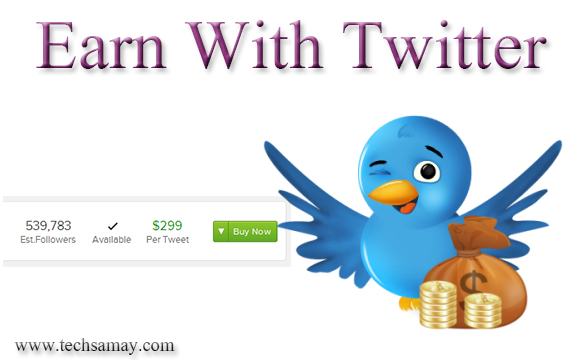 Earn Money With Twitter