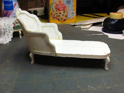 Dollhouse Miniature Furniture   Tutorials   1 inch minis  1 inch