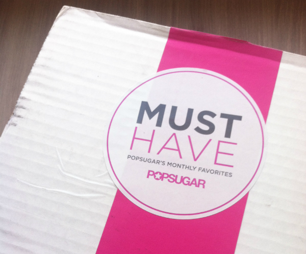 Pop Sugar Must Have Box - November 2012 Review - Monthly Women's Subscription Boxes
