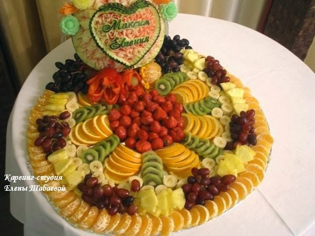 фруктовое блюдо к шоколадному фонтану южно-сахалинск