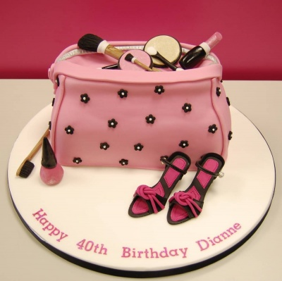 How To Make A Makeup Cake Dailymotion