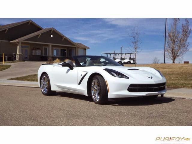 2014 Corvette Stingray at Purifoy Chevrolet