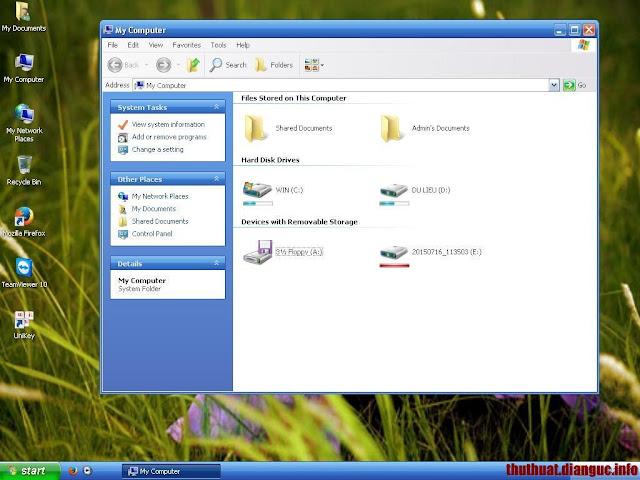tie-mediumGhost Windows XP SP3 Đa Cấu Hình, Theme (Win 7/8) Nhanh mượt update 7/2015