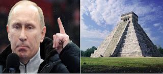 Ανακοίνωση του Πούτιν για την προφητεία των Μάγια και το τέλος του κόσμου