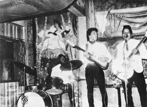 Jimi Hendrix Curtis Knight The Great Jimi Hendrix In New York