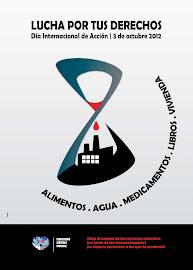 DIA INTERNACIONAL DE ACCION 2012 POSTERS