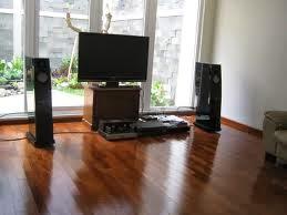 Lantai Kayu / Woodden Floor
