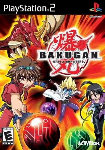 Bakugan Battle Brawlers Ps2 Iso