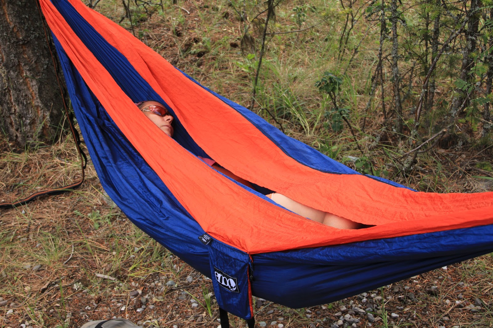 Quiet Time in the ENO Hammock & Family Adventures in the Canadian Rockies: The Best Camping ...