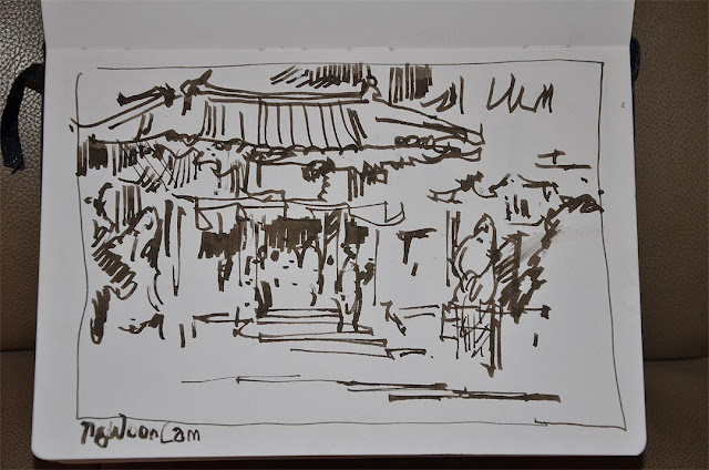 Singapore Urban Sketchers USK