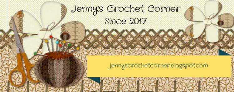 Jenny's Crochet Corner