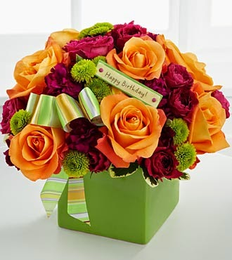 Birthday Flowers Delivery and Price Include