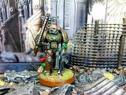 Minotaur Sergeant