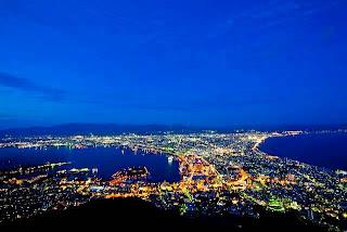 Hakodate Hokkaido, Japan (Best Honeymoon Destinations In Asia) 2