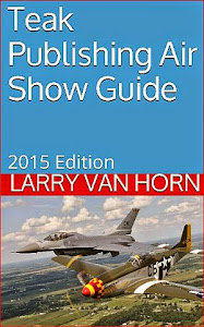 Teak Publishing 2015 Air Show Guide