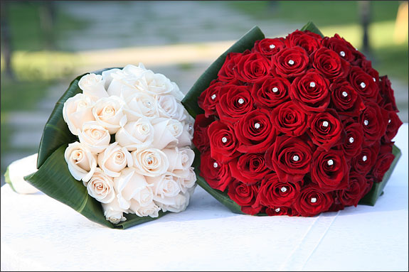 Wedding Bouquet Red Rose Bouquets For Weddings