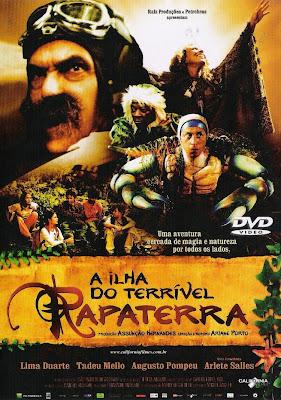 Baixar Filme A Ilha do Terrível Rapaterra (Nacional) Gratis nacional lima duarte i aventura a 2006