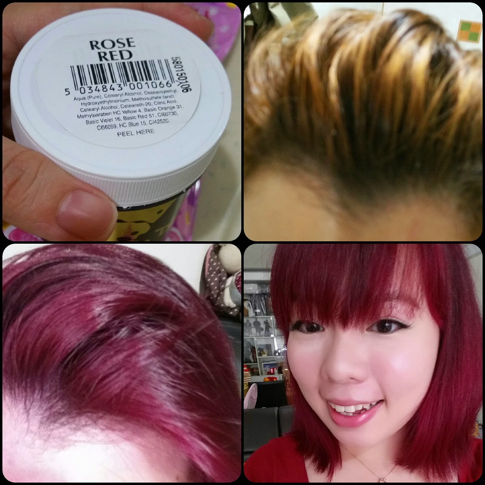 Hair Color Blogs Philippines