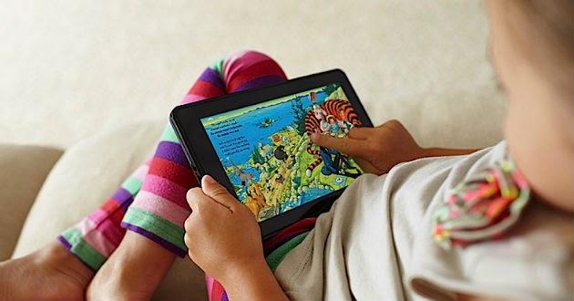 ¿Tecnología entretenimiento de los niños?