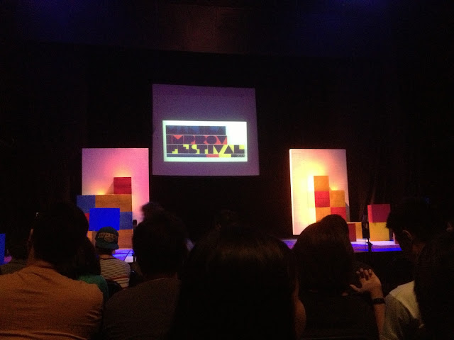 Manila Improv Festival 2013