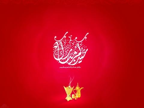 Selamat hari raya idul fitri wallpaper 2013