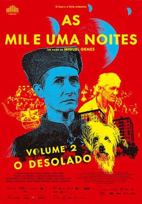 As Mil e Uma Noites Vol. 2 - O Desolado (2015)