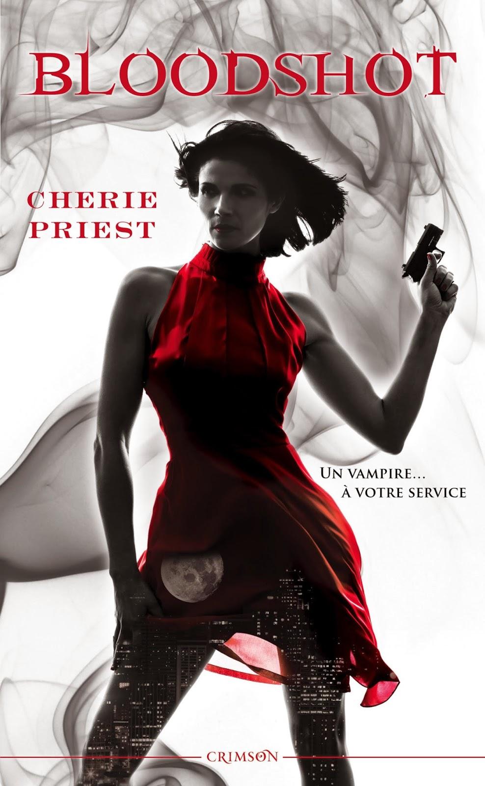 Cherie Priest - Bloodshot
