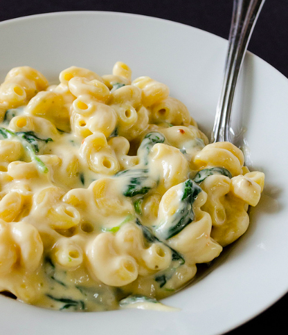Greek Yogurt Mac and Cheese