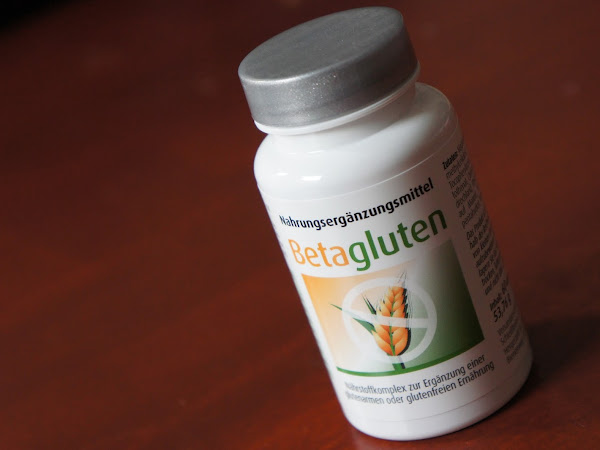 Betagluten - Nahrungsergänzungsmittel bei Zöliakie