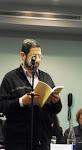 """Mi participación en el VI Encuentro de """"Poetas de la Red""""  (Hotel ABBA) Bilbao, 21-O4-2012"""