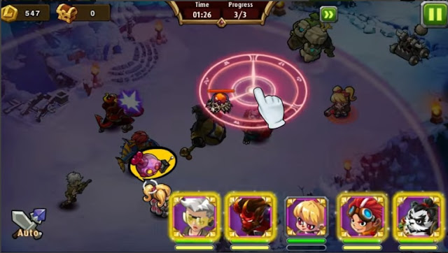 Magic Rush: Heroes v1.1.48 Apk