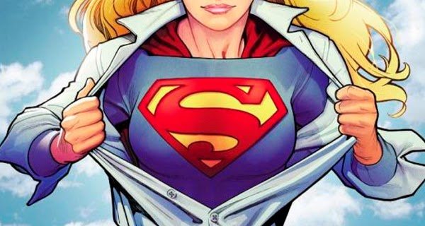 Supergirl en la CBS