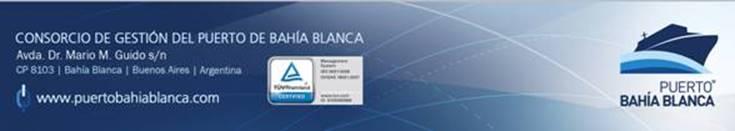 Consorcio de Gestión del Puerto de Bahía Blanca