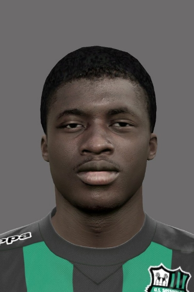 Alfred Duncan PES 2016 Face