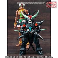 http://arcadiashop.blogspot.it/2014/03/yoroiden-samurai-trooper-mukara-armor.html