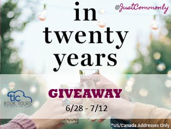 In Twenty Years Giveaway thru 7/12