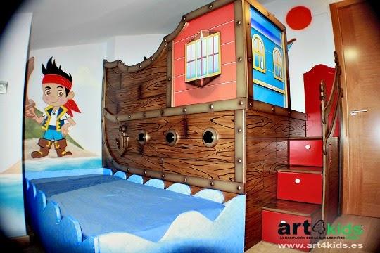 Decoraciones para habitaciones de ni os - Habitaciones pintadas para ninos ...