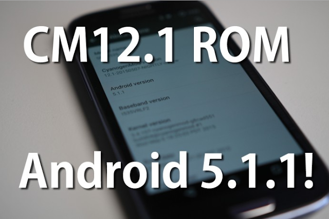 CyanogenMod 12.1 on Galaxy S4 Mini