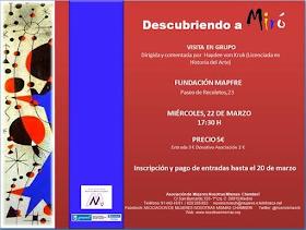 Descubriendo a Miró
