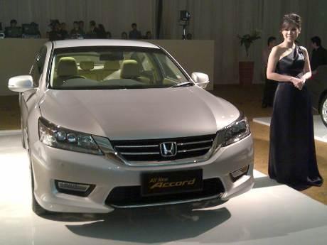 Honda Accord Terbaru 2013 | Daftar Harga Mobil dan Modifikasi Terbaru