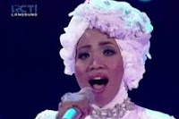 DESY - BROKEN VOW (Lara Fabian) - Gala Show 08 - X Factor Indonesia 2015