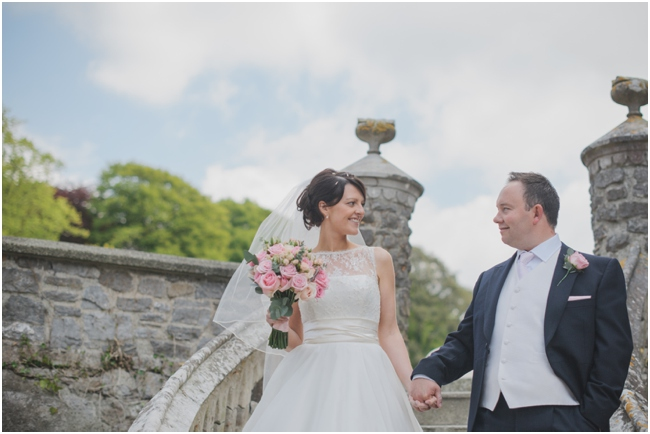 From the blog: Neil and Gemma - The day these two people got married! A Picton Castle wedding