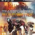 PS3 Transformers Fall of Cybertron BLES01153 EBOOT Fix Released