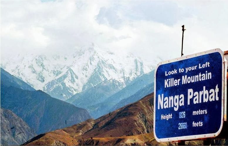 Nanga Parbat, la montaña asesina