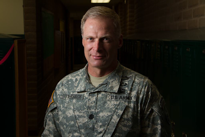 LTC Mitch Utterback, U.S. Army, 5th Battalion, 19th SFG