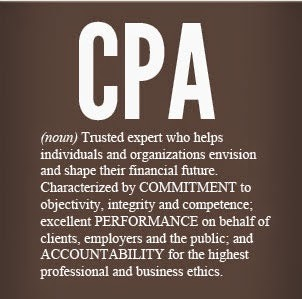 """certified public accountants are trusted advisors"""