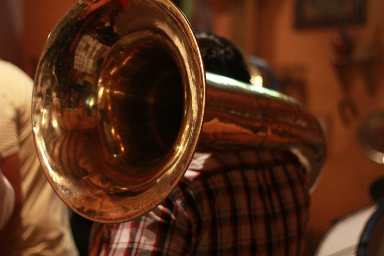 Фестиваль трубачей