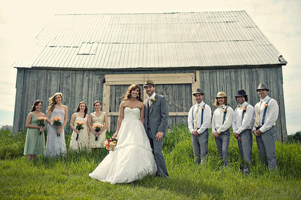 We Are Still Deciding The Location Of Ceremony Having Barn As A Backdrop Is One Our Ideas Will Only Have Few Rows Seating By